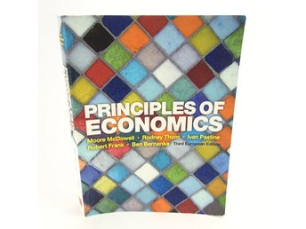 Principles of economics ISBN 9780077132736