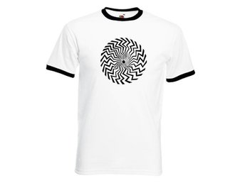 T-Shirt Spiral Mod Mods Target Keith Moon The Who 60-tal Strl S