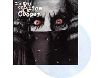 Alice Cooper -The eyes of Alice Cooper LP clear ltd 500 copi