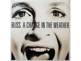 Bliss - A Change In The Weather - LP Vinyl
