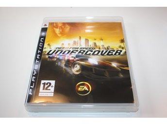 NEED FOR SPEED UNDERCOVER PS3 NY