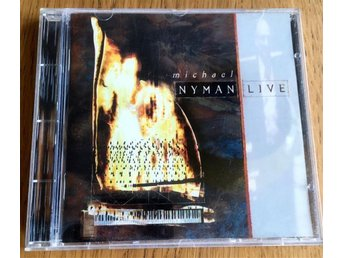 MICHAEL NYMAN Live (CD) The Piano mm