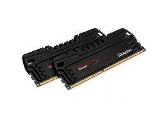 Kingston 16GB 1866MHz DDR3 CL10 DIMM (Kit of 2) XMP Beast - Höganäs - Kingston 16GB 1866MHz DDR3 CL10 DIMM (Kit of 2) XMP Beast - Höganäs