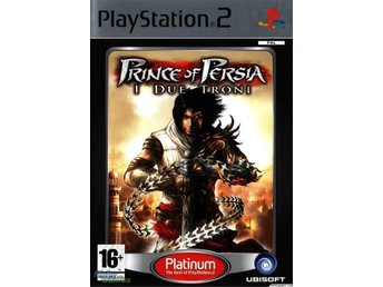 Gauntlet seven sorrows och Prince of Persia the Two Thrones