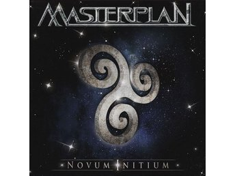MASTERPLAN-Ny LTD 180g LP-Novum Initium-German Progressive Power Metal-Helloween