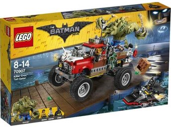 LEGO Batman Movie - Killer Croc Tail-Gator 70907
