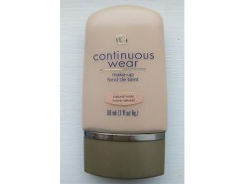 Cover Girl Continuous Wear Makeup foundation natural ivory underlagskräm - Tyresö - Cover Girl Continuous Wear Makeup foundation natural ivory underlagskräm - Tyresö