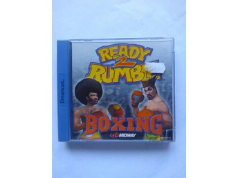 DC - Ready 2 Rumble Boxing Sega Dreamcast
