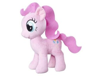 PINKIE PIE Mjukisdjur 25CM MY LITTLE PONY SOFT PLUSH