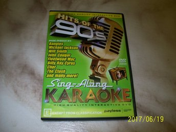 KARAOKE - Hits of the 90`s