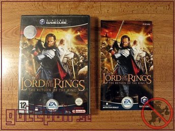 The Lord Of The Rings The Return Of The King till Gamecube / GC