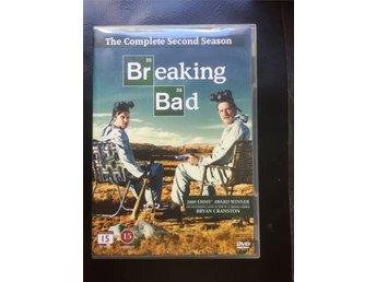 Breaking Bad Säsong 2 Utgått DVD Mkt Bra Skick! - Bagarmossen - Breaking Bad Säsong 2 Utgått DVD Mkt Bra Skick! - Bagarmossen