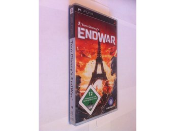 PSP: Tom Clancy's EndWar/End War