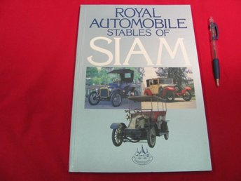 Royal Automobile Stables Of SIAM