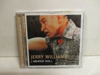 Jerry Williams - Greatest Hits - FINT SKICK!