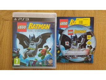 PlayStation 3/PS3: LEGO Batman