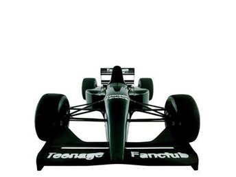 Teenage Fanclub: Grand prix (Rem) (Vinyl LP + Download)