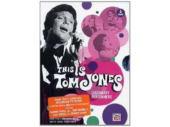 DVD This is Tom Jones vol 2