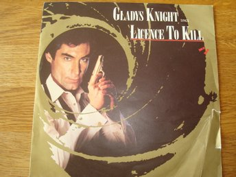 Gladys Knight – Licence To Kill