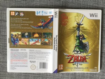 Zelda Skyward Sword Limited Edition - Wii