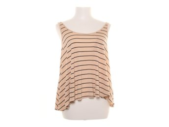 Divided by H&M, Linne, Strl: 36, Beige/Svart