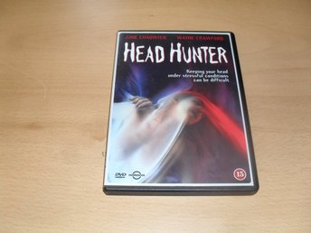 DVD-film: Head hunter (June Chadwick, Wayne Crawford)