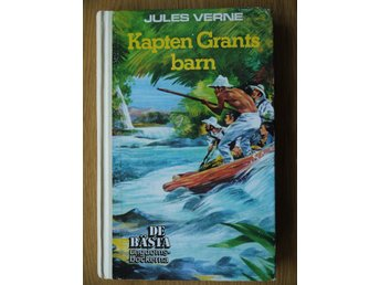 Kapten Grants barn - Jules Verne