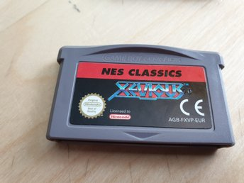 Xevious - NES Classic Nintendo Game Boy Advance