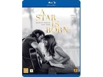 A star is born (2018) (Blu-ray)