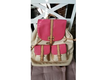 Ny rosa, nude, beige ryggsäck från Accessorize, sommar, trend - Västerås - Ny rosa, nude, beige ryggsäck från Accessorize, sommar, trend - Västerås