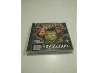 Muppet Monster Adventur Ps1