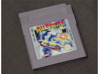 GB: Alleway Game Boy Nintendo - Karlstad - GB: Alleway Game Boy Nintendo - Karlstad
