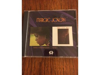 MARGIE JOSEPH - Makes a new impression & Phase II (STAX)