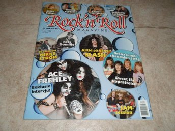 Rock´n´roll Magazine #5, 2014, Kiss, Sweet, Slash, The Kinks