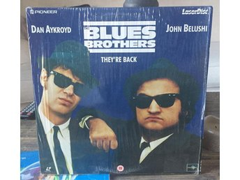 Blues Brothers PAL