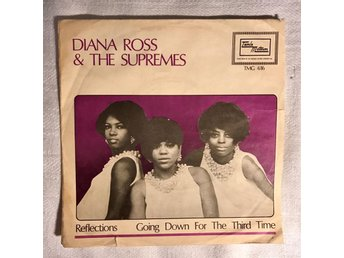 EP: Med DIANA ROSS & THE SUPREMES