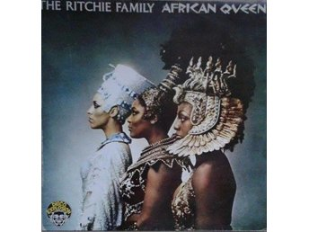 The Ritchie Family titel*African Queens* Spain LP