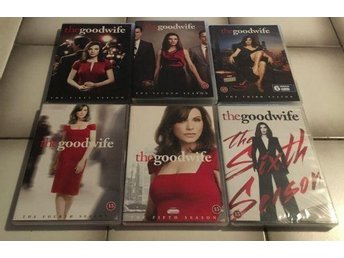 The good wife (Säsong 1-6)