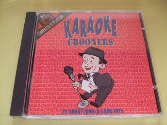 Karaoke Crooners - 21 Great Sing-A-Long Hits - 1992 - CD - Odensbacken - Karaoke Crooners - 21 Great Sing-A-Long Hits - 1992 - CD - Odensbacken