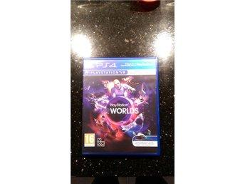 PlayStation VR WORLDS - Playstation VR (Som nytt) (Ps4) - Sundsvall - PlayStation VR WORLDS - Playstation VR (Som nytt) (Ps4) - Sundsvall