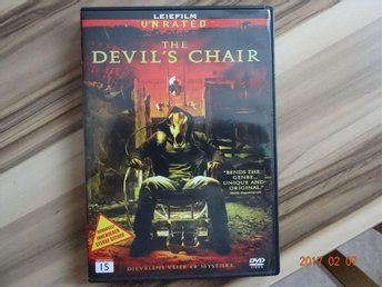 The Devil,s chair , DVD .
