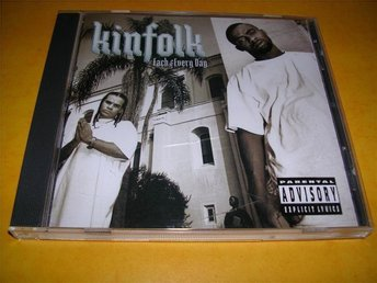 KINFOLK - each & every day  + CLASSIC FREESTYLE      (cd)