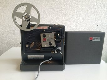 Kodak M55-L Movie Film Projector super 8mm