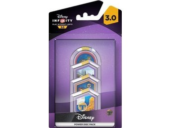 Disney Infinity 3.0 Power 4 Disc Pack