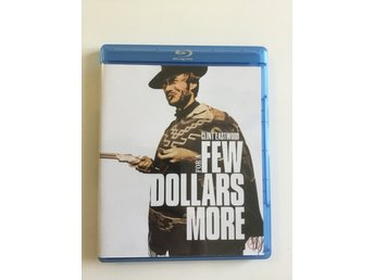 For A Few Dollars More (Clint Eastwood, Sergio Leone) - UTGÅTT