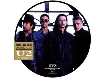 "U2: Red Hill Mining Town 2017 mix (Picturedisc) (Vinyl 12"")"