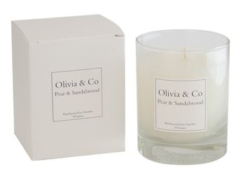 Olivia & Co - Pear & Sandalwood
