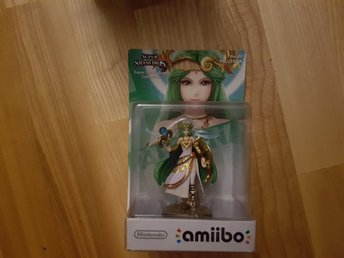 Nintendo Amiibo. Super Smash Bros Collection - Palutena. Ny