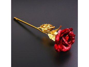 HELT NYA!! 24K GULDPLÄTERAD ROS GOLD PLATED ROSE GOLD