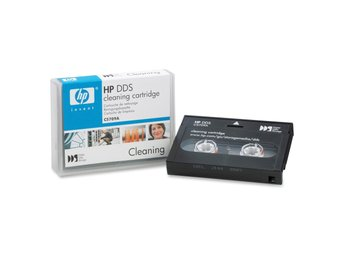 HP 4mm DDS Cleaning Tape Cartridge C5709A Helt nytt!